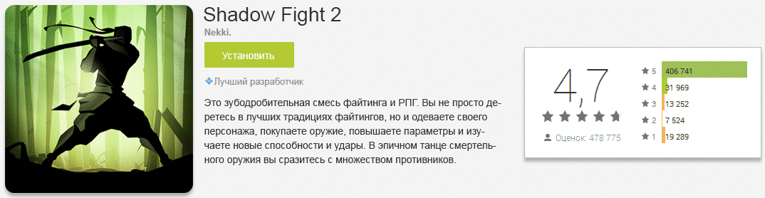 Shadow Fight 2 Мод (много денег и кристаллов)