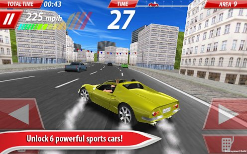 Скриншот Drift Racing 3D