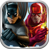 Иконка Batman & The Flash: Hero Run