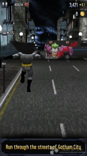 Скриншот Batman & The Flash: Hero Run