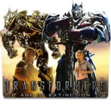 Иконка TRANSFORMERS AGE OF EXTINCTION