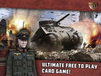 Скриншот World War II: TCG