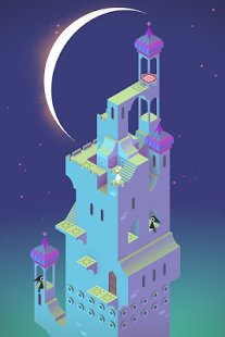 Скриншот Monument Valley
