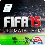 Иконка FIFA 15 Ultimate Team  Patched