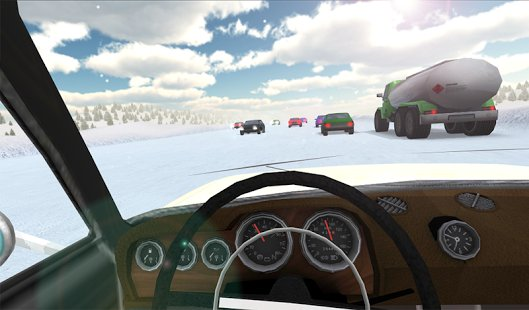 Скриншот Russian Traffic Racer