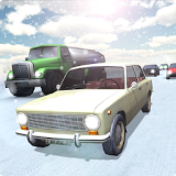 Иконка Russian Traffic Racer