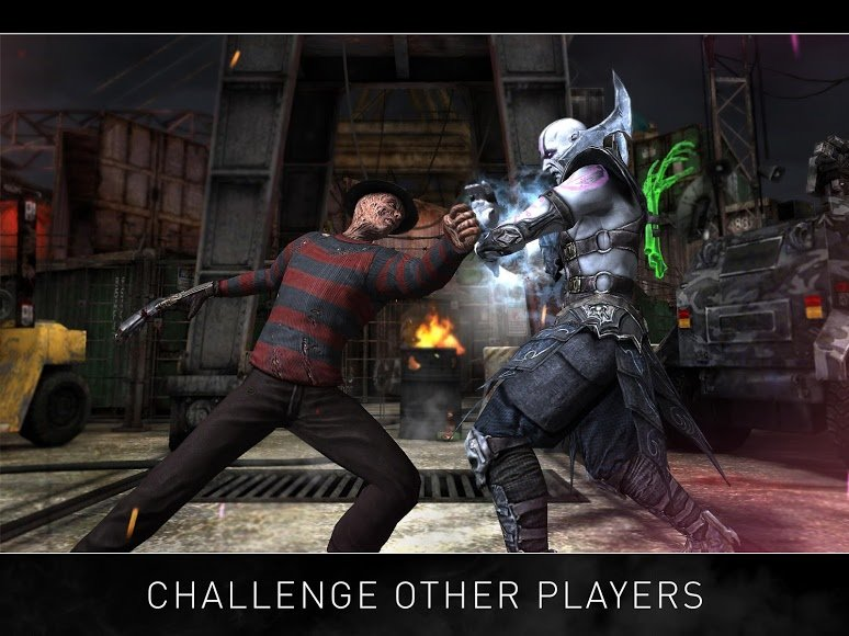 Injustice 2 vs mortal kombat x. Forum games nigeria.