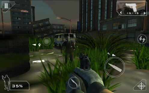 Скриншот Green Force: Zombies Pro