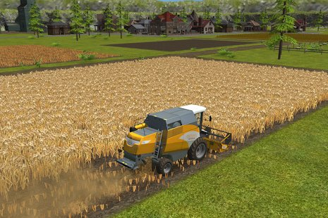 Скриншот Farming Simulator 16