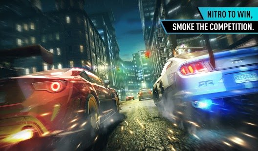 Скриншот Need for Speed: No Limits