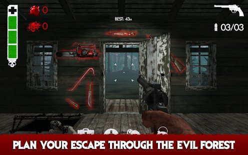 Скриншот Evil Dead: Endless Nightmare