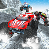 Иконка Snow Racing Monster Truck 17