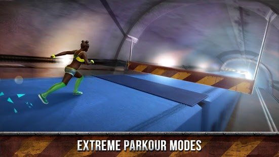 Скриншот Parkour Simulator 3D