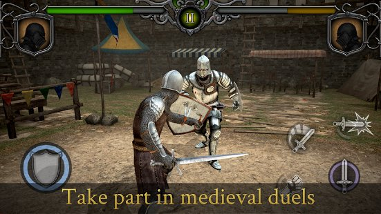 Скриншот Knights Fight: Medieval Arena