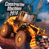 Иконка Construction Machines 2016