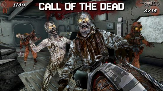 Скриншот Call of Duty Black Ops Zombies