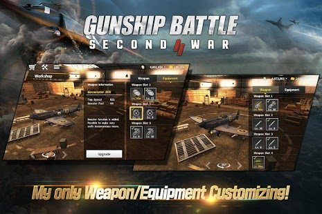 Скриншот GUNSHIP BATTLE: SECOND WAR