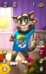 Скриншот Talking Tom Cat 2
