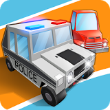 Иконка Blocky Cop Pursuit Terrorist