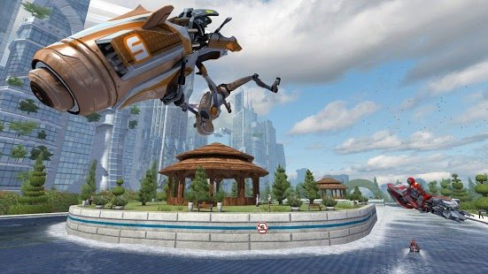 Скриншот Riptide GP: Renegade