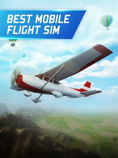 Скриншот Flight Pilot Simulator 3D
