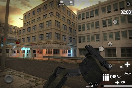 Скриншот Coalition - Multiplayer FPS