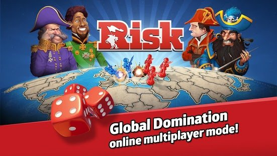 Скриншот RISK: Global Domination
