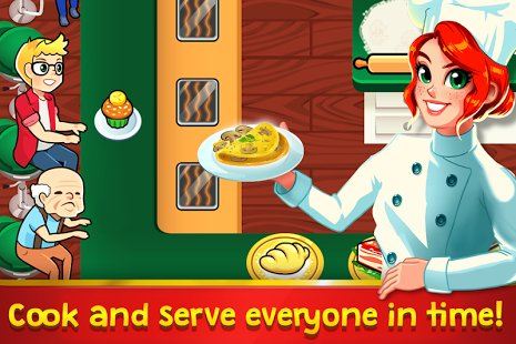 Скриншот Chef Rescue - Management Game