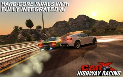 Скриншот CarX Highway Racing