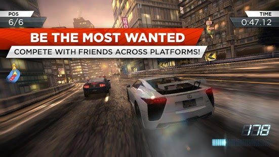 Скриншот Need for Speed™ Most Wanted