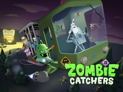Скриншот Zombie Catchers