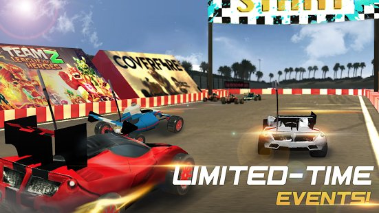 Скриншот Xtreme Racing 2 - Speed Car GT