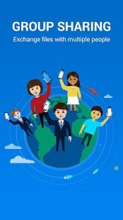 Скриншот SHAREit - Transfer Share