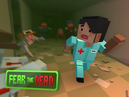 Скриншот ZIC: Zombies in City: Survival