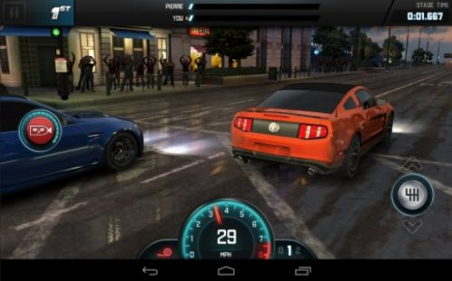 Скриншот Fast & Furious 6 The Game