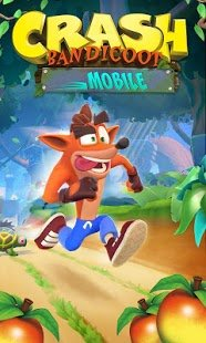 Скриншот Crash Bandicoot Mobile