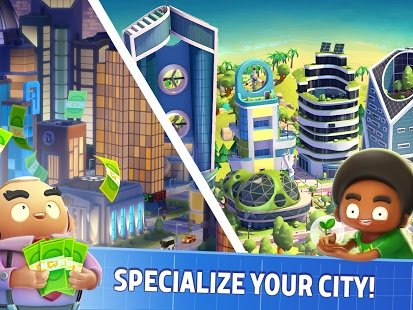 Скриншот City Mania: Town Building Game