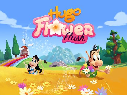 Скриншот Hugo Flower Flush