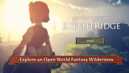 Скриншот Nimian Legends : BrightRidge (Unreleased)