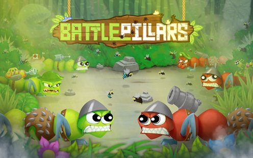Скриншот Battlepillars Multiplayer PVP