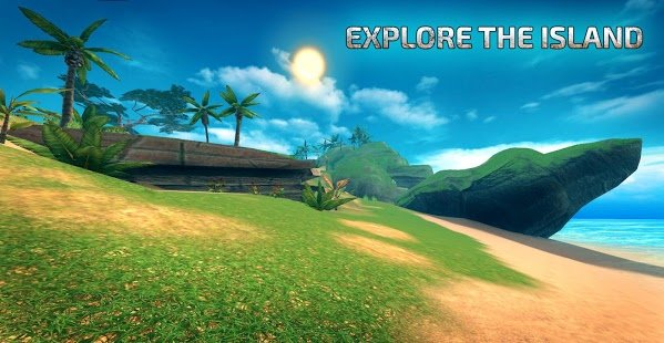 Скриншот ARK Survival Island Evolve 3d