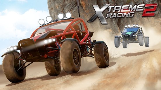 Скриншот Xtreme Racing 2 - Off Road 4x4