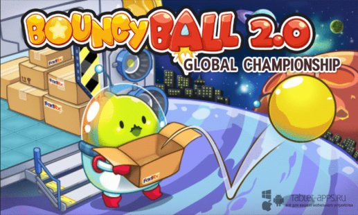Скриншот Bouncy Ball 2.0 Championship