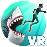 Иконка Hungry Shark VR
