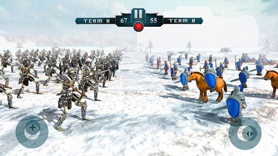 Скриншот Ultimate Epic Battle Game