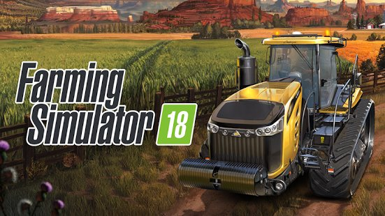 Скриншот Farming Simulator 18