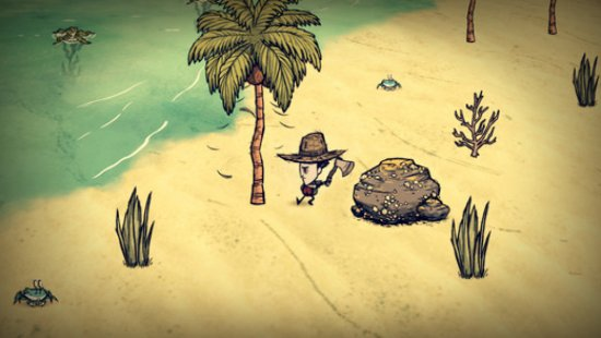 Скриншот Don't Starve: Shipwrecked
