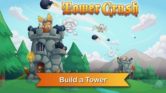 Скриншот Tower Crush