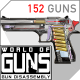 Иконка World of Guns: Gun Disassembly
