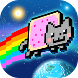 Иконка Nyan Cat: Lost In Space